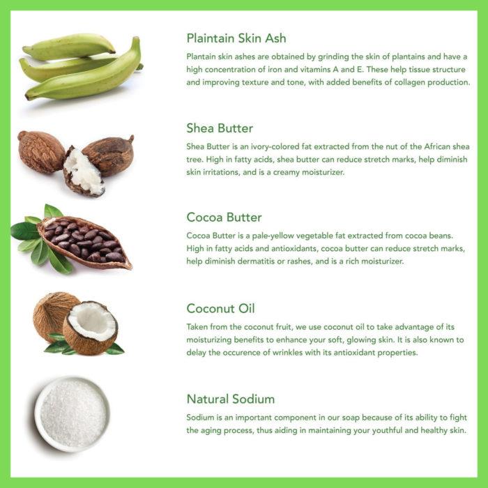 black soap ingredients