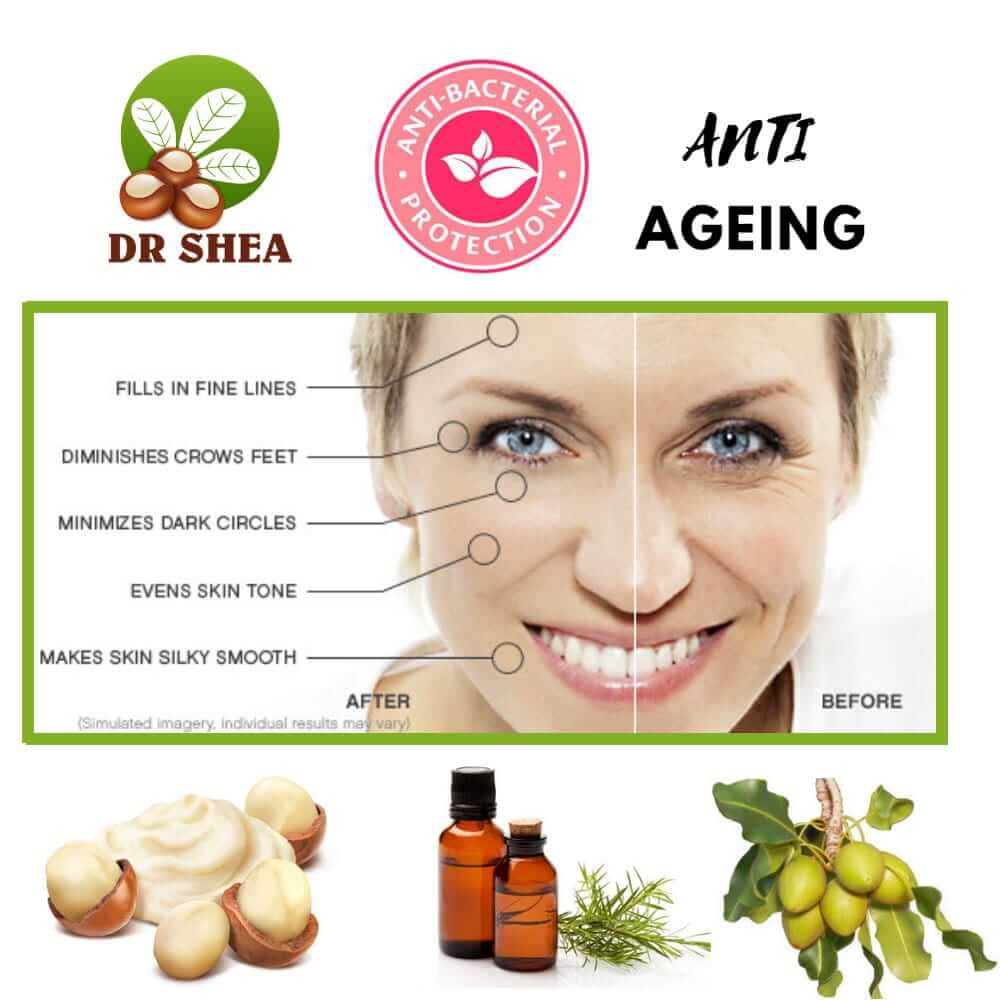 Dr Shea body butter Anti-Aging