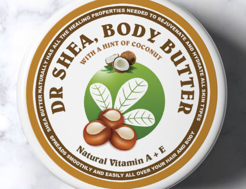 Coconut Body Butter By Dr Shea