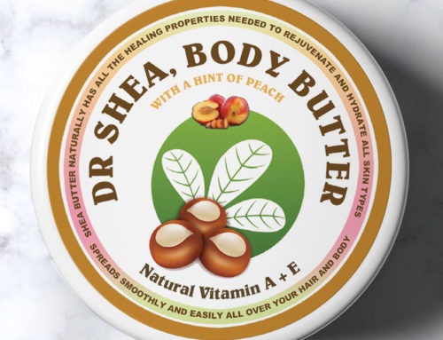Peach Body Butter By Dr Shea