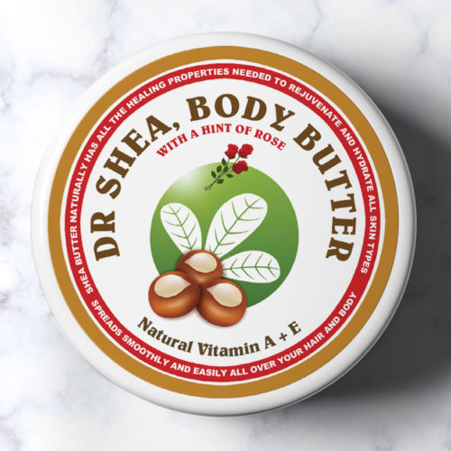 Rose Body Butter By Dr Shea 200ml